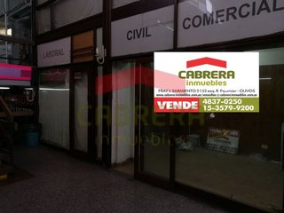 #822529 | Venta | Local | Vicente Lopez (Cabrera Inmuebles)